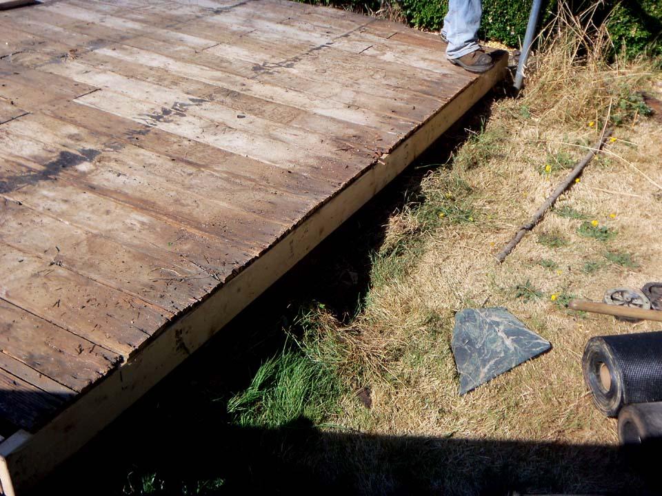 Garage Roof Repair