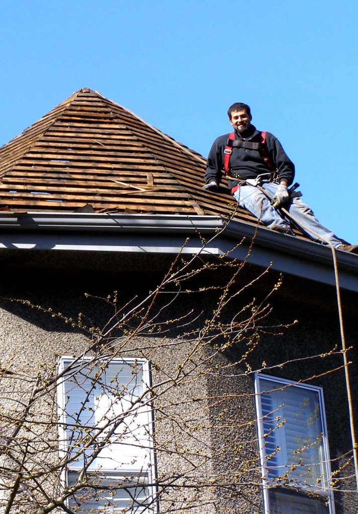 Hillside Roofing, residential roofing & repair