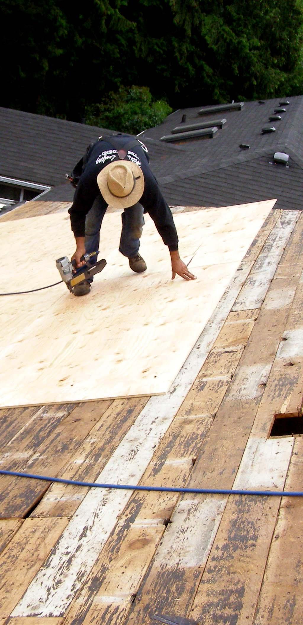 Hillside Roofing & Gutter