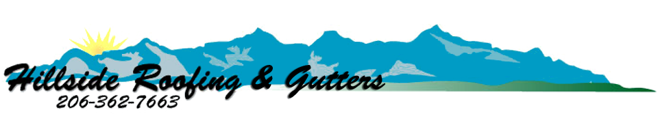 Hillside Roofing & Gutters, Inc. Logo
